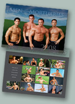 2008 Men of Mortuaries Calendar